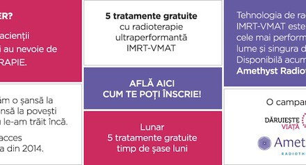Dăruim speranță bolnavilor de cancer